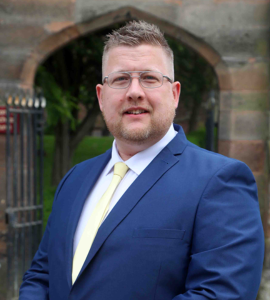 Councillor Thomas Janke
