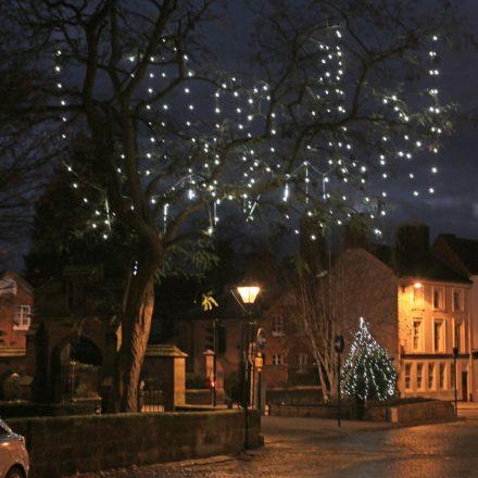 Newport Christmas Lights