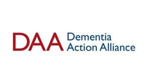 Dementia Action Allowance logo